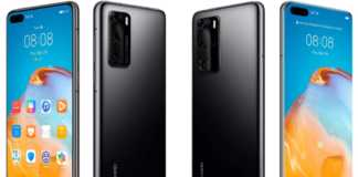 Huawei P40 Pro LIVESTREAM