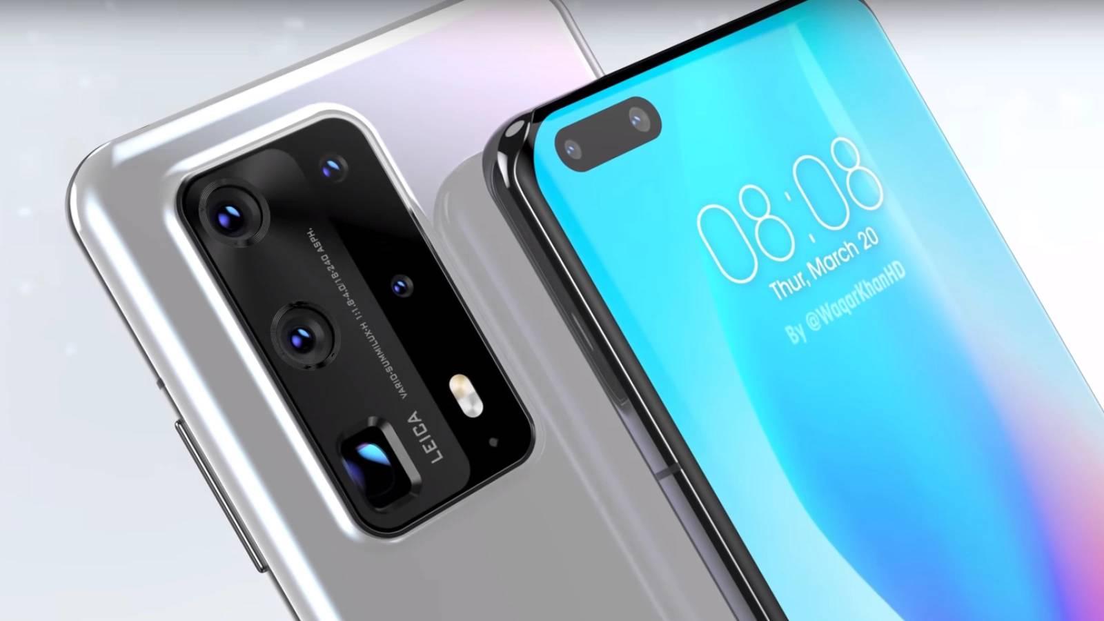Huawei P40 Pro Premium Edition surpriza
