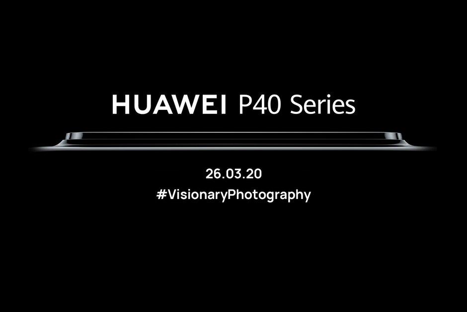 Huawei P40 Pro anulare conferinta