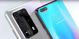 Huawei P40 Pro aprilie
