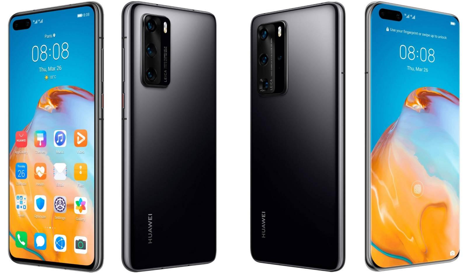 Huawei P40 Pro detalii