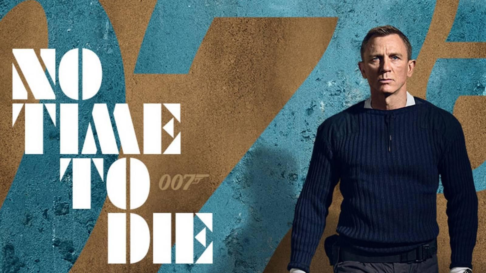 James Bond No Time to Die AMANAT Coronavirus