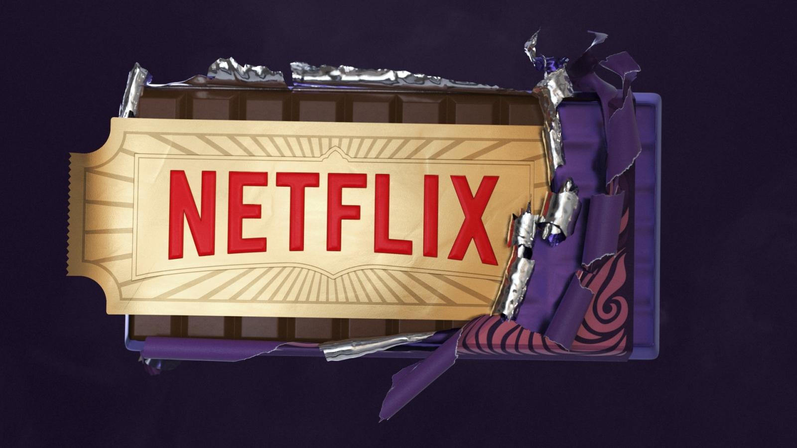 Netflix animatii