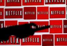 Netflix filmari