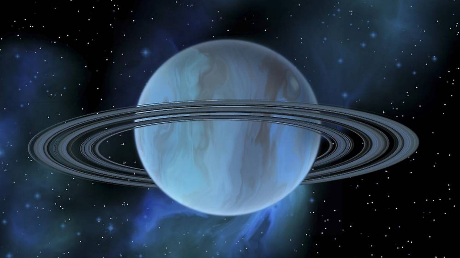 Planeta Uranus atmosfera