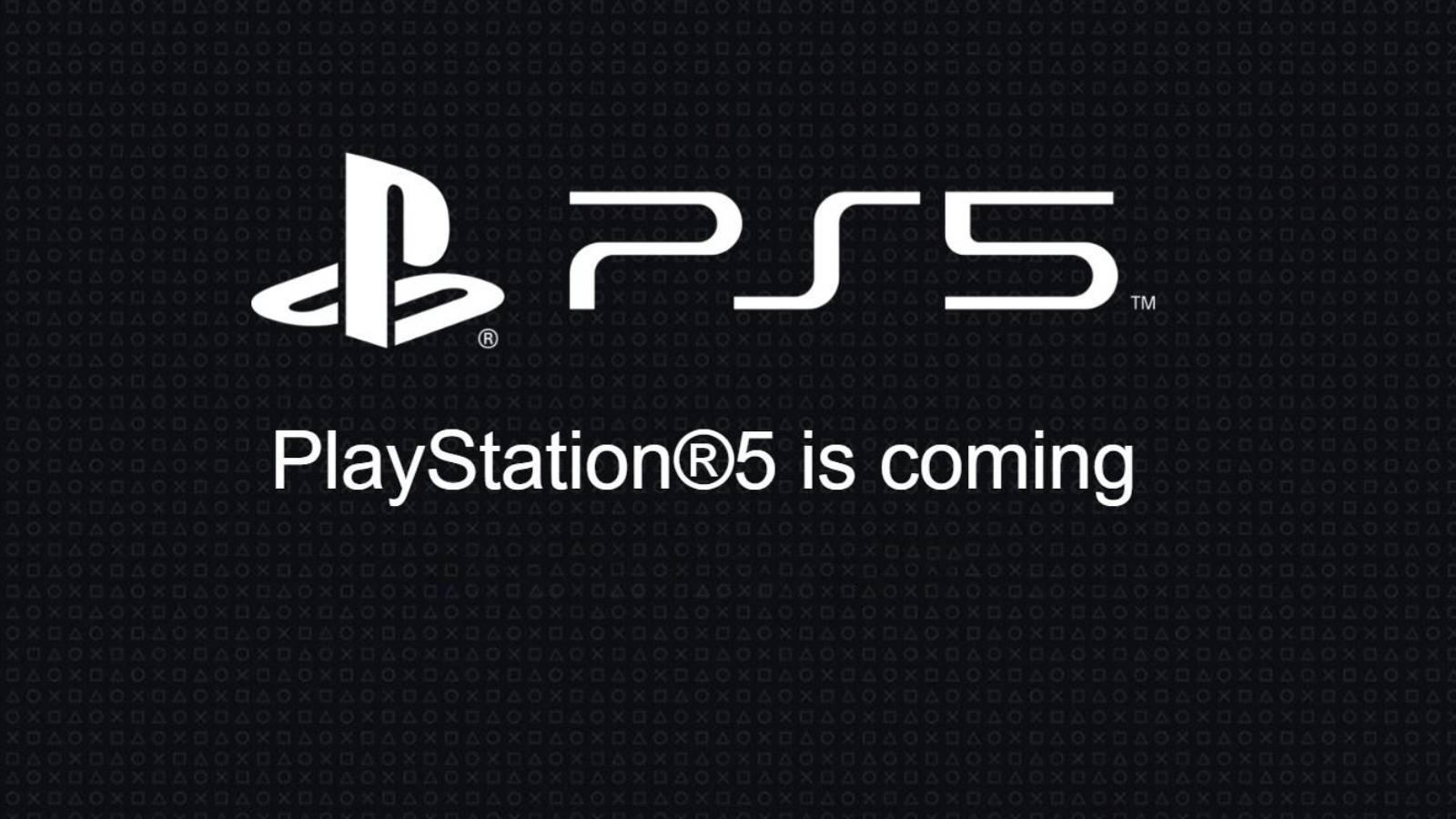 Playstation 5 confirmare