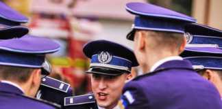 Politia Romana mesaje 198 ani