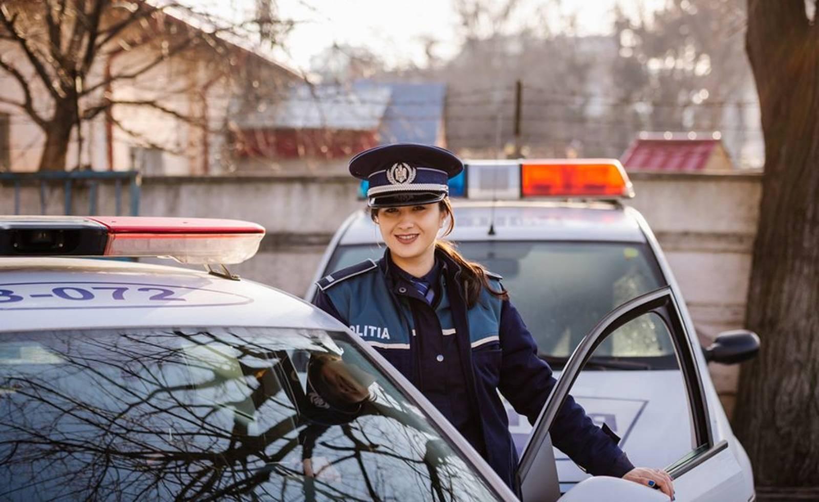 Politia Romana petitie