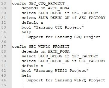 Samsung GALAXY Note 20 kernel kona