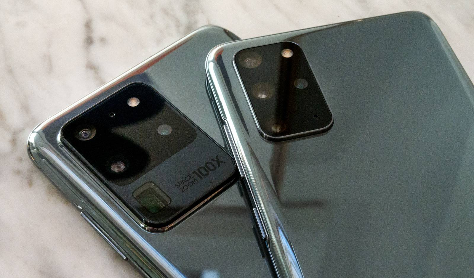Samsung GALAXY S20 ULTRA compromis
