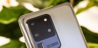 Samsung GALAXY S20 Ultra autonomie baterie