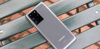 Samsung GALAXY S20 cititor