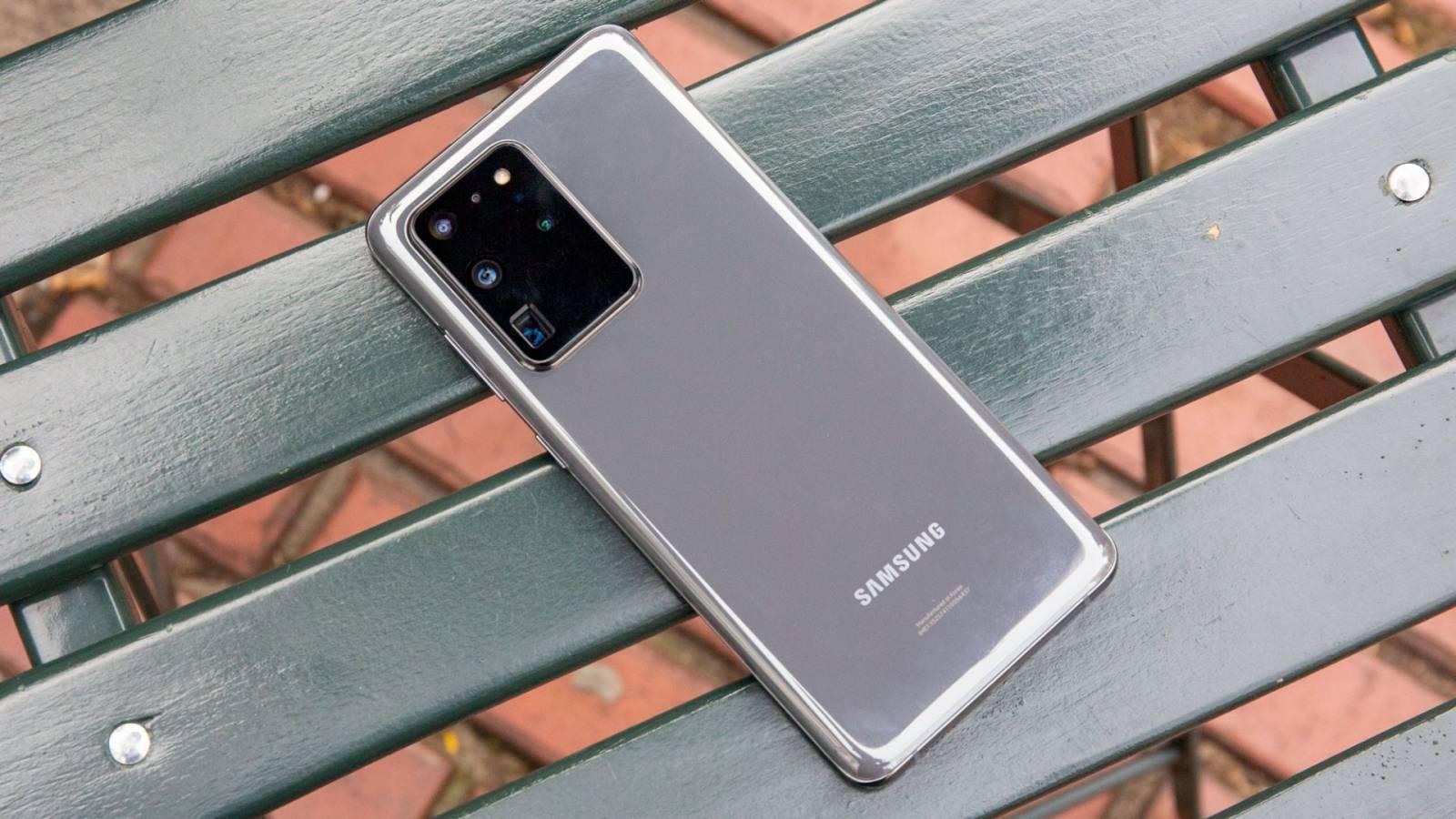 Samsung GALAXY S20 gps