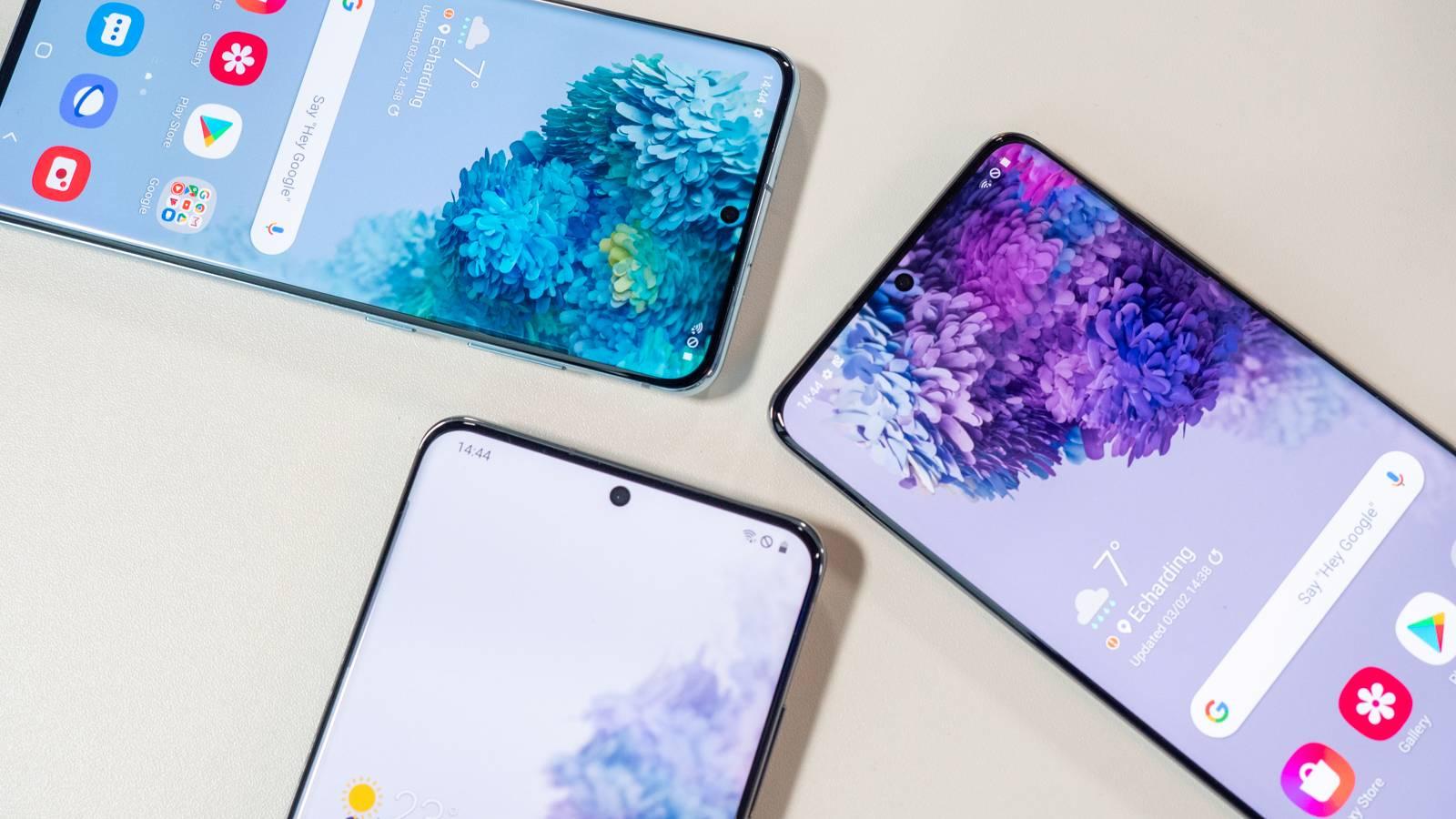 Samsung GALAXY S20 iphone 11