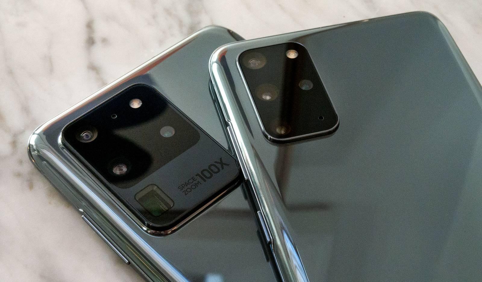 Samsung GALAXY S20 pandemie