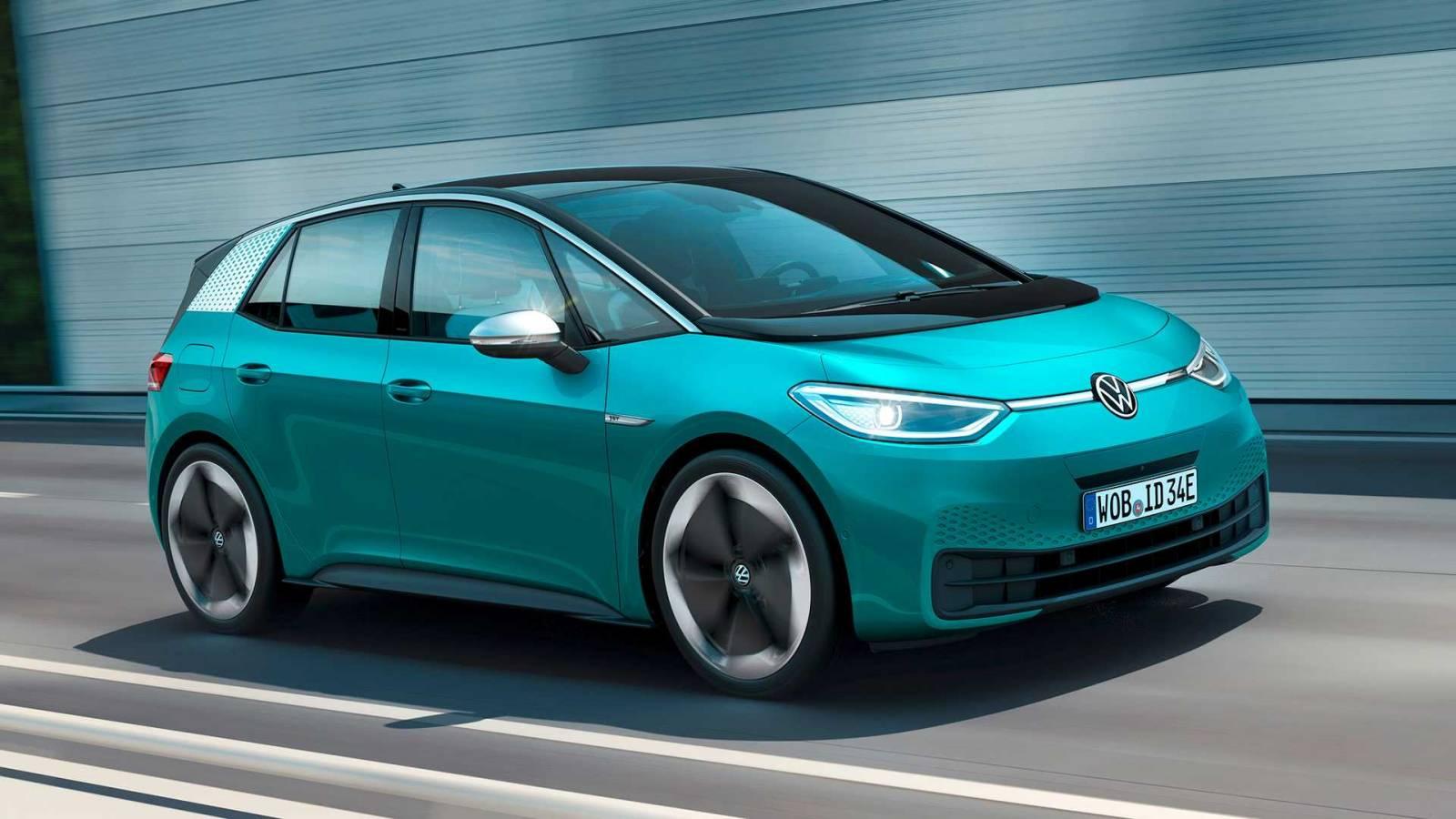 Volkswagen ID.3 probleme