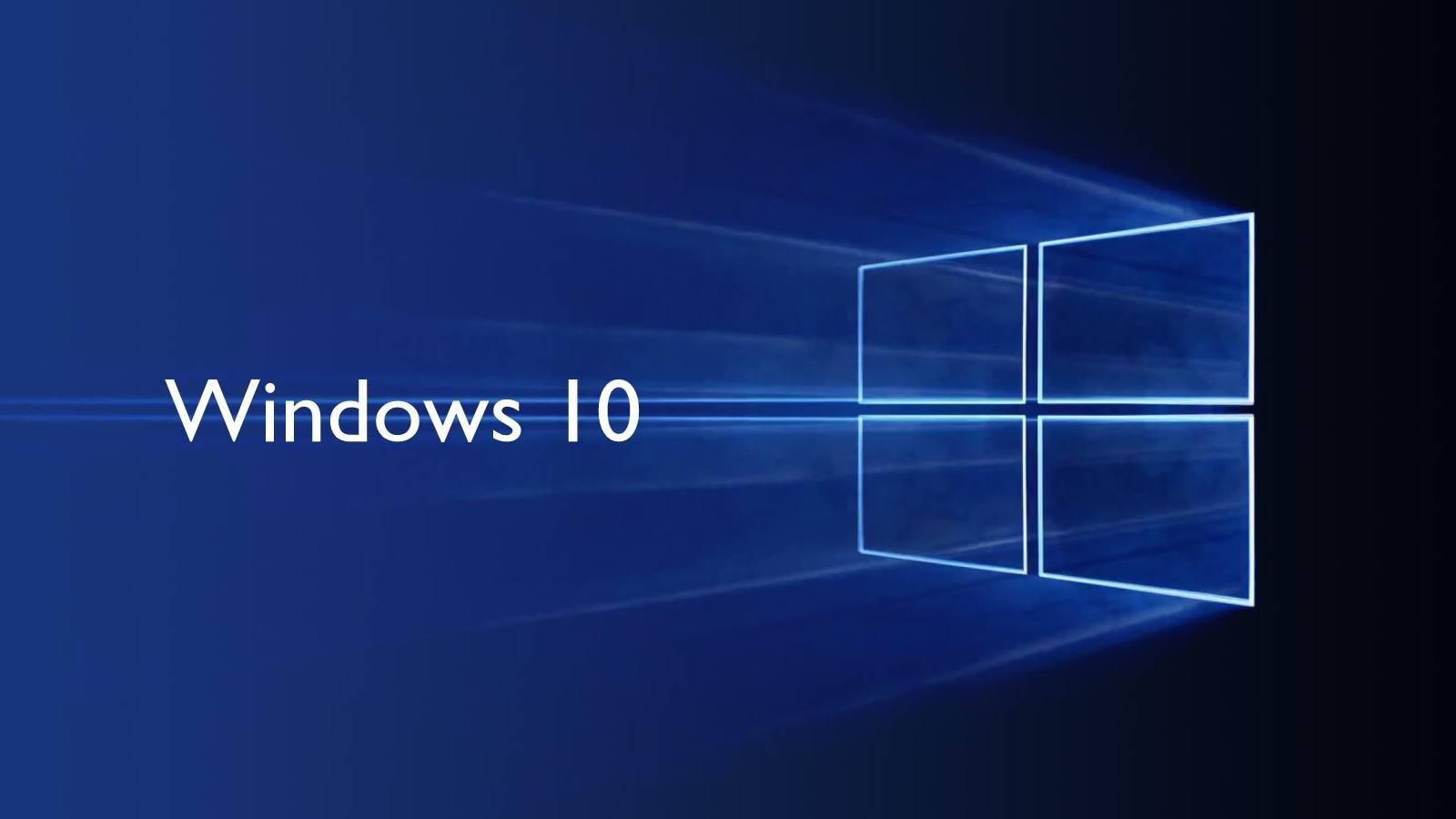 Windows 10 COVID-19