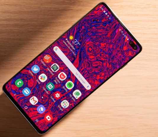 eMAG Samsung GALAXY S10 profiti