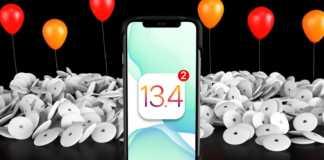 iOS 13.4 autonomie
