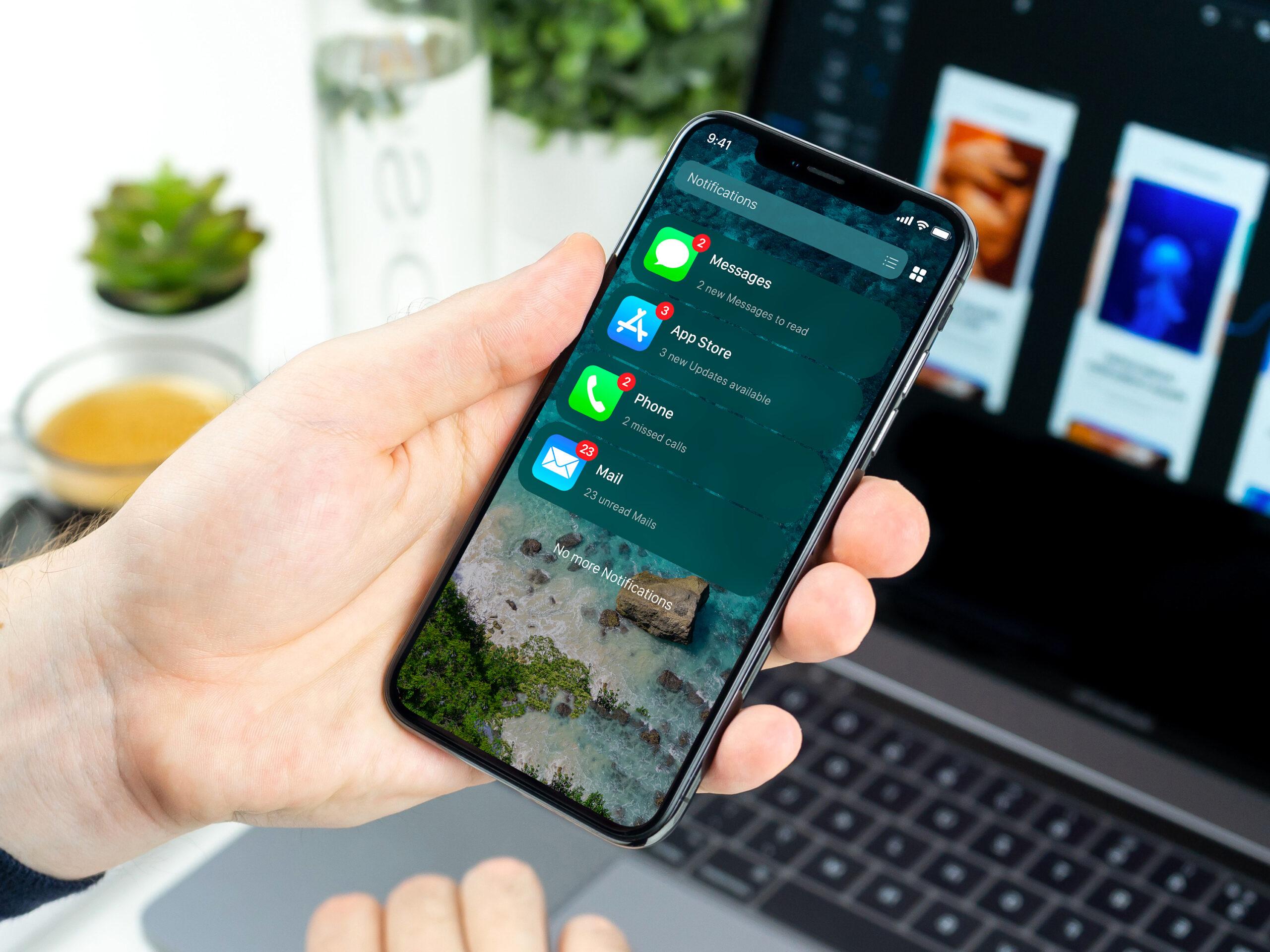 iOS 14 concept aplicatii iphone