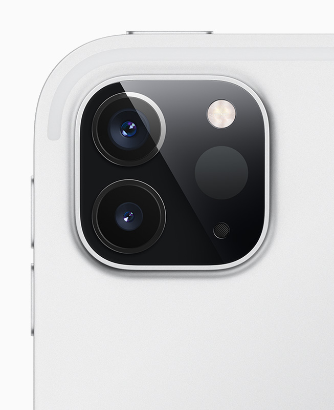 iPhone 12 Pro LIDAR camera