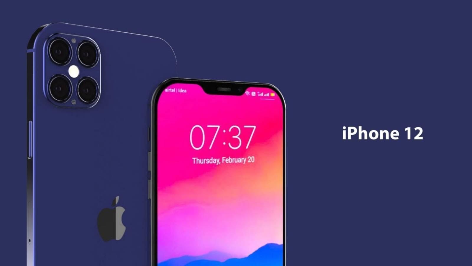 iPhone 12 Pro memorie