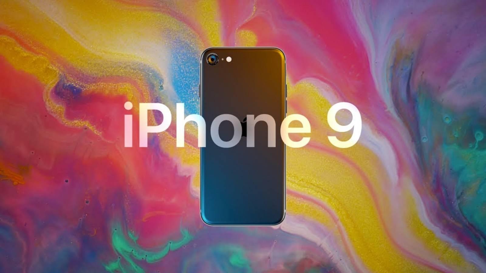 iPhone 9 coronavirus probleme