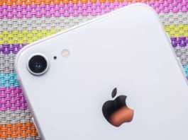 iPhone 9 productie martie