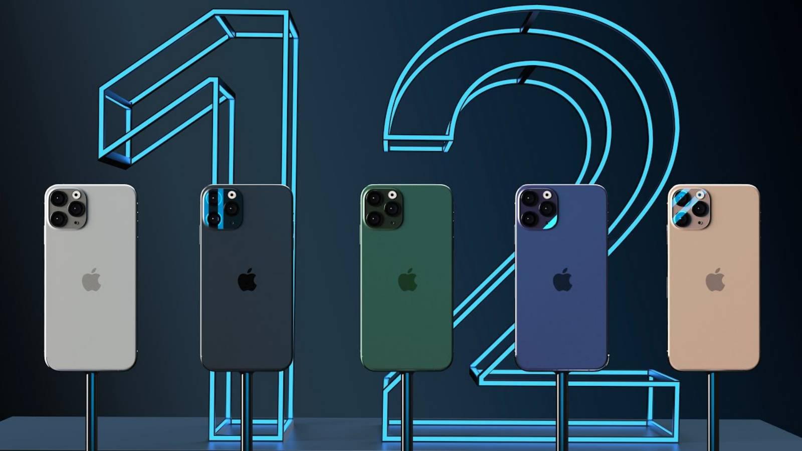 iphone 12 productie procesor