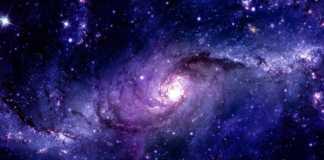 Calea Lactee rotatie