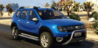 DACIA Duster strategie