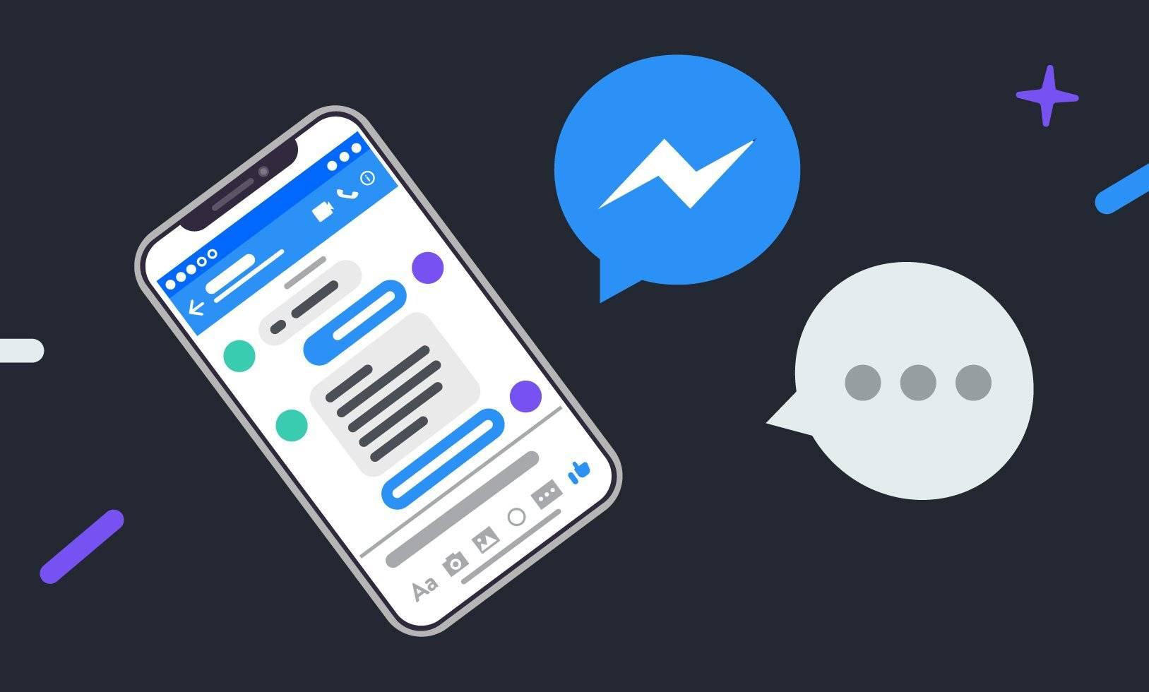 Facebook Messenger limitare