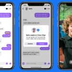 Facebook video dating messenger