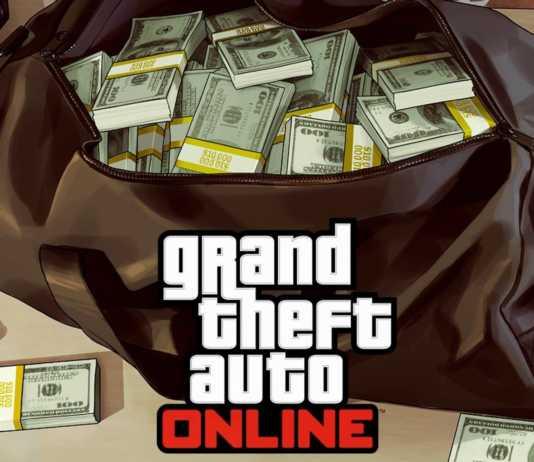 GTA 5 recompense