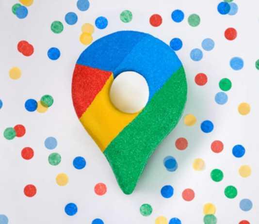 Google Maps livrari coronavirus
