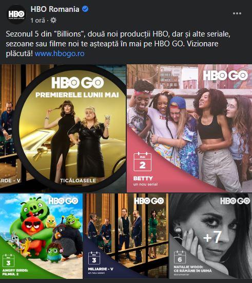HBO Go mai filme seriale