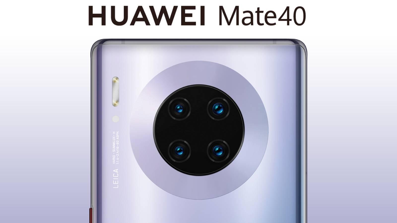 Huawei MATE 40 Pro lipsuri