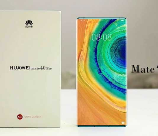 Huawei MATE 40 Pro special