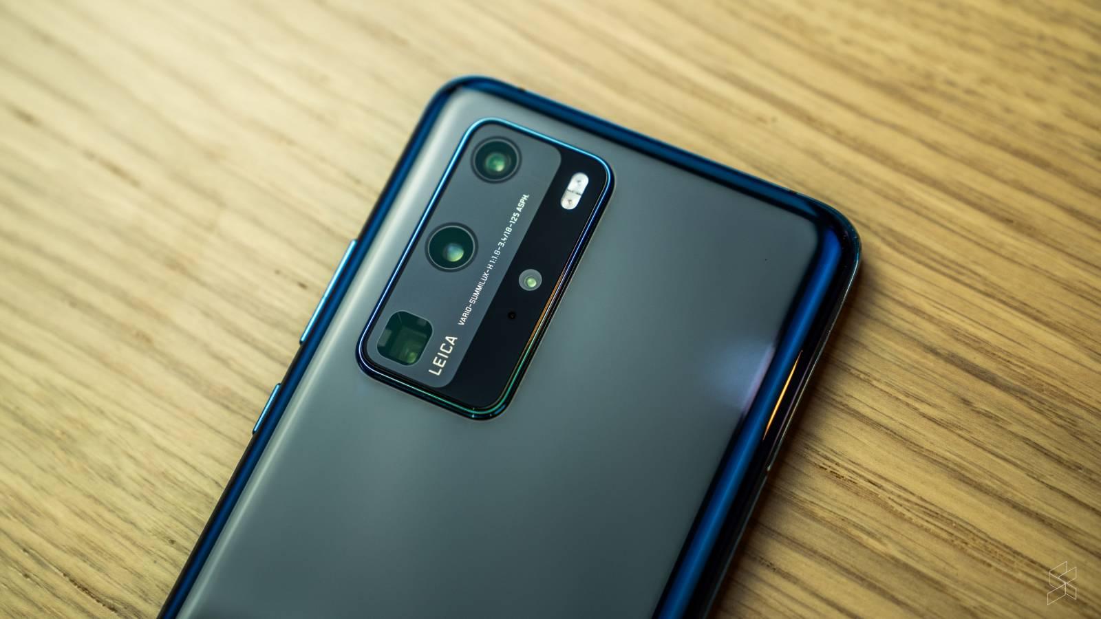 Huawei P40 Pro refresh ecran