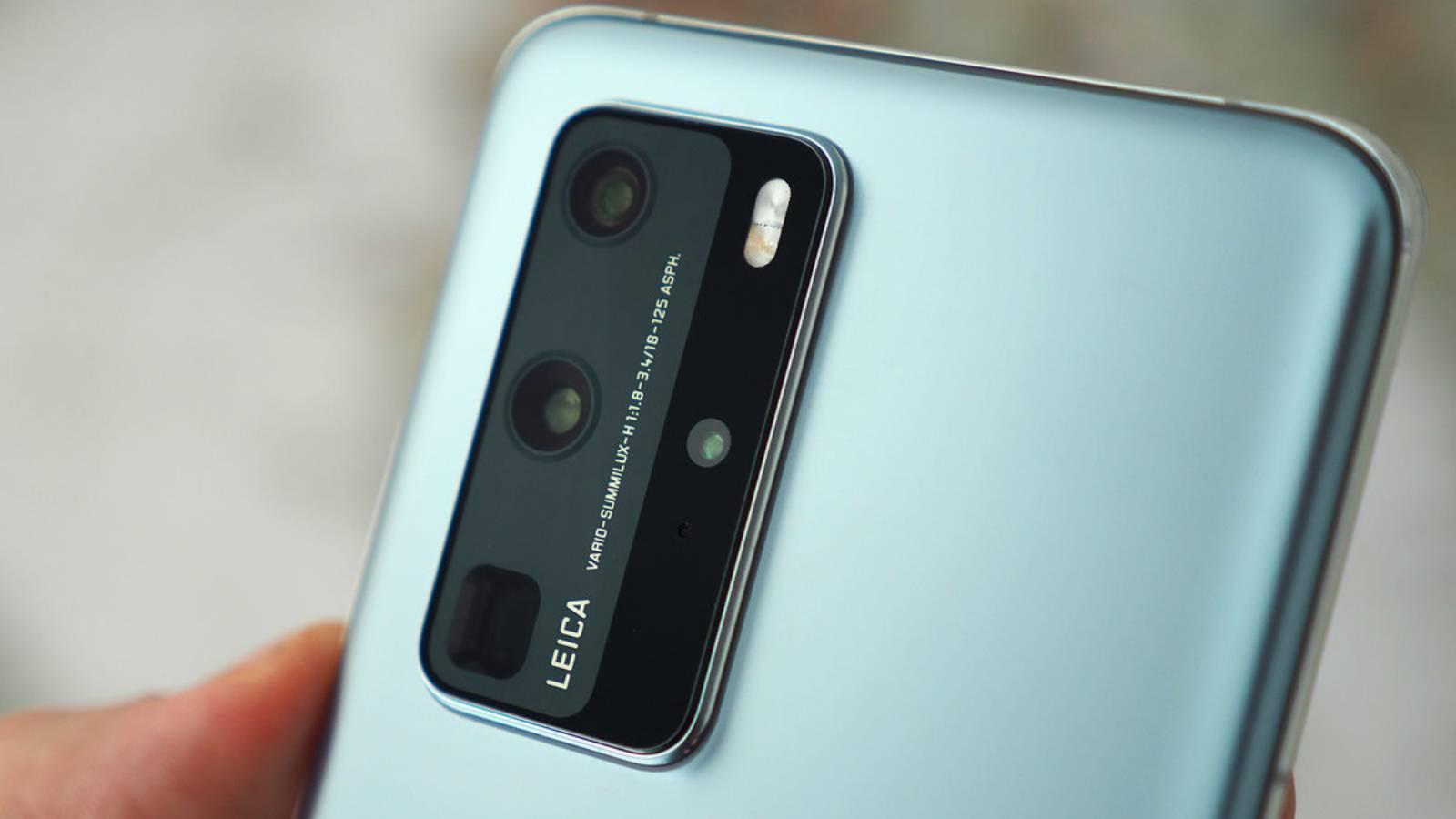 Huawei P40 Pro tare