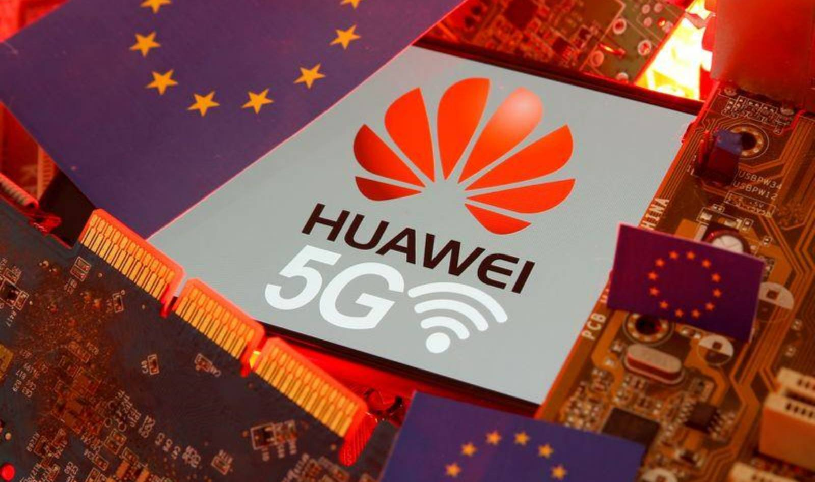 Huawei atentionare