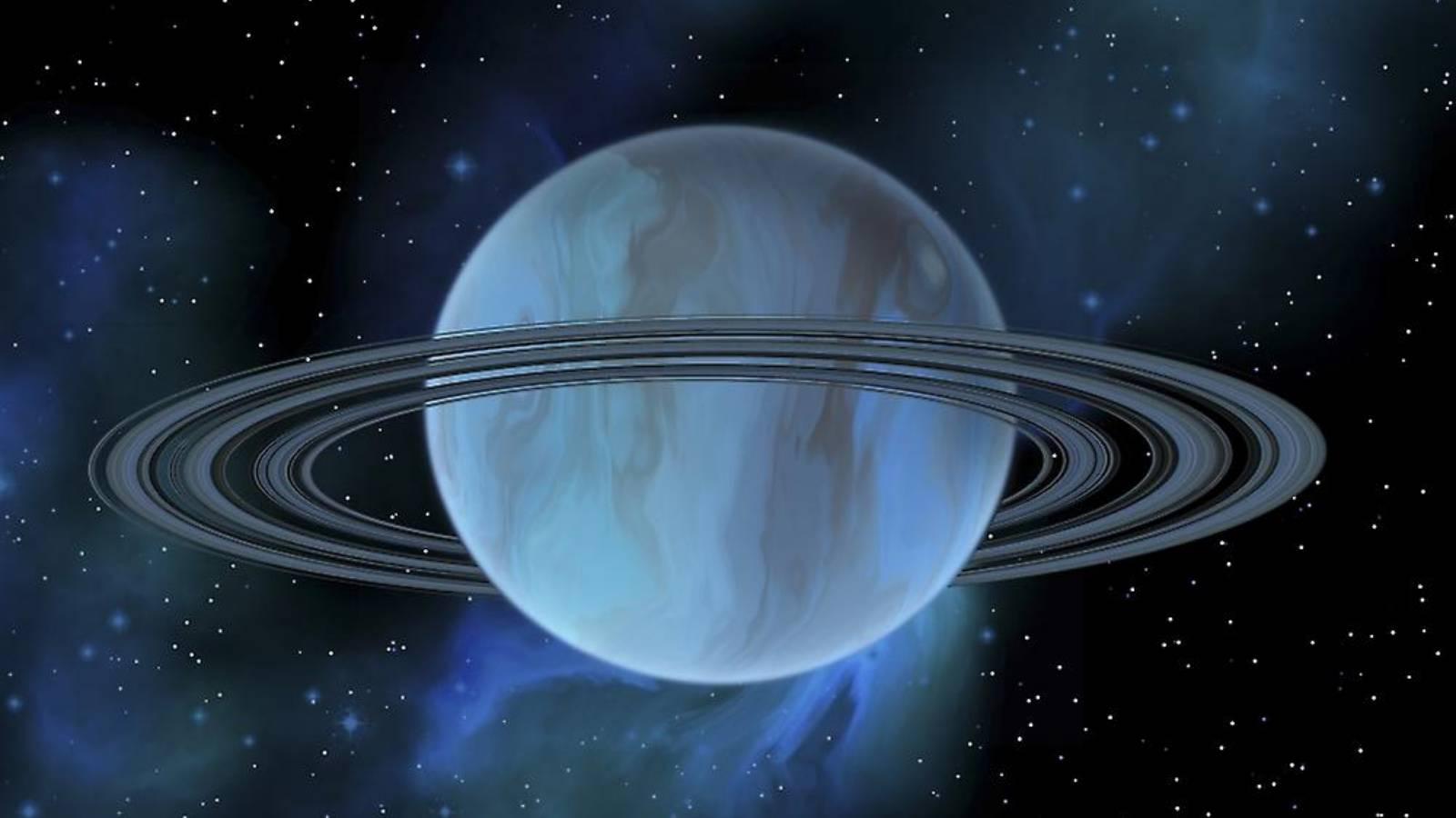 Planeta Uranus tranzitie