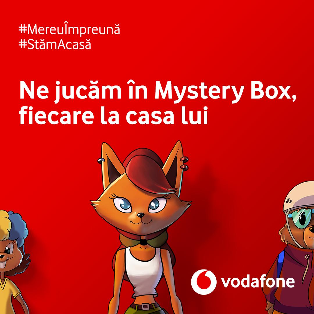 Vodafone premii paste