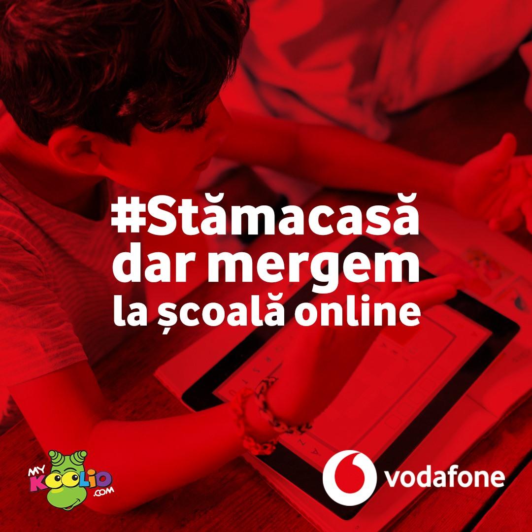 Vodafone scoala internet