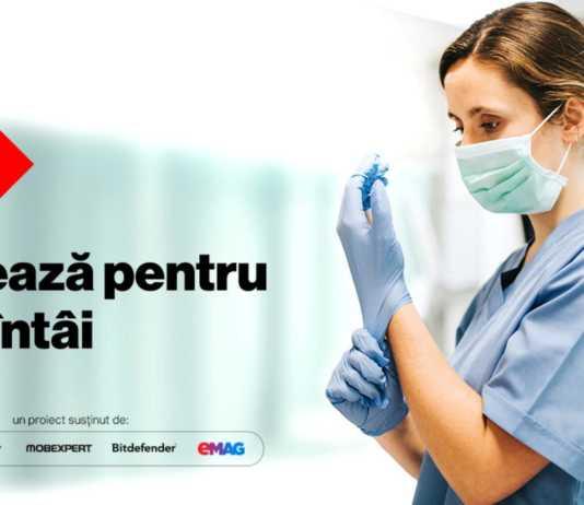 eMAG Banca Transilvania donatii