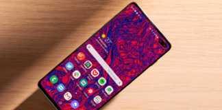 eMAG Samsung GALAXY S10 paste