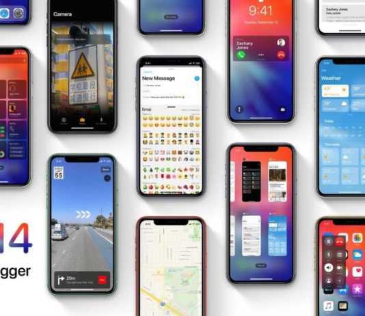 iOS 14 concept schimbari