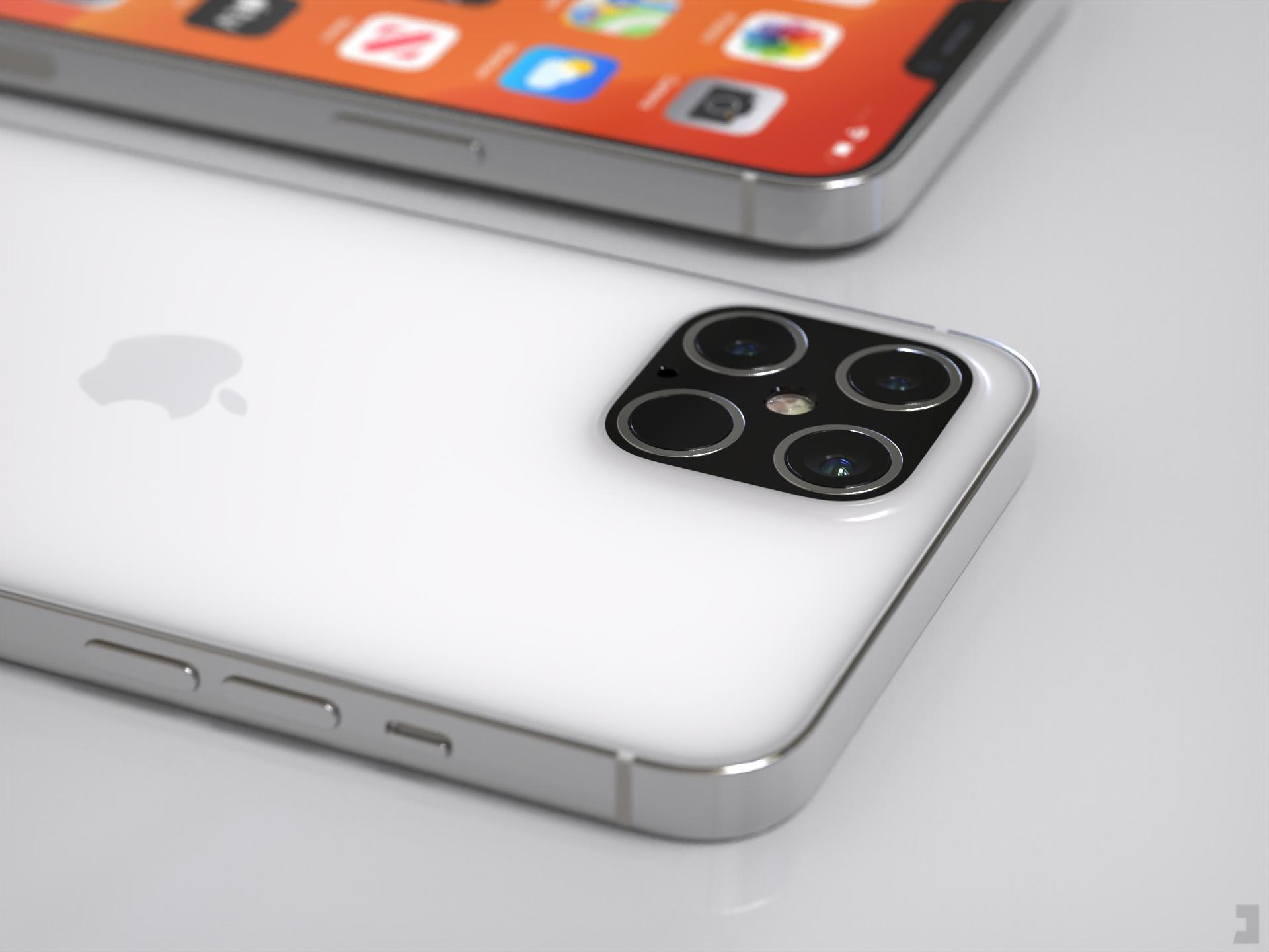 iPhone 12 arata concept lidar