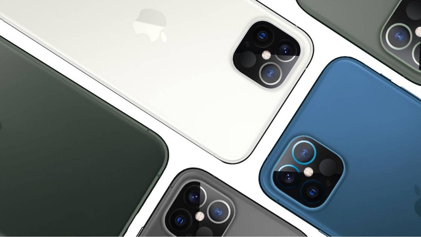 iPhone 12 schimbari design