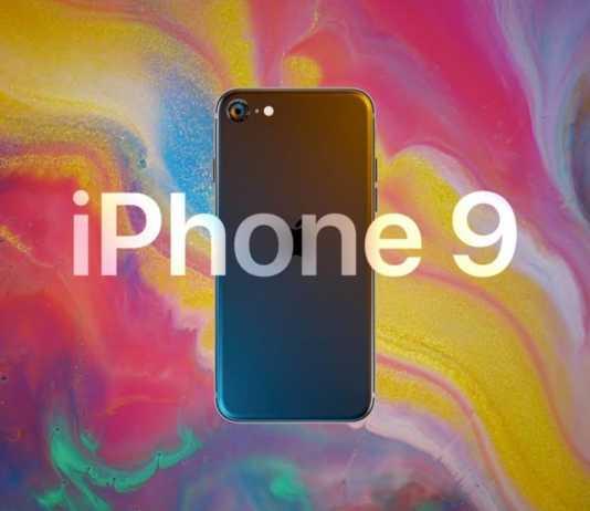 iPhone 9 lansare aprilie